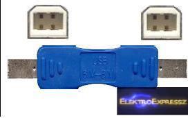 EMF-6900 USB adapter toldó dugó-dugó