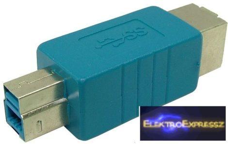 EMF-6841 Adapter,átalakító USB B 3.0, aljzat - USB B 3.0, dugó