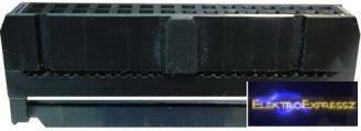 EMF-8581 Szalagkábel csatlakozó dugalj 34 pólusú