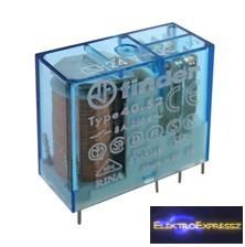 CZ-01760404 Relé 24V 8A/250VAC 2xC RELEF4052-24
