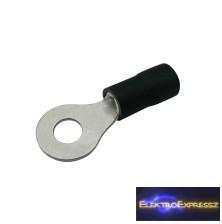 CZ-03360113-Szigetelt szemes saru 5.3mm, 2.5-4.0mm Fekete