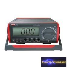 CZ-07730044 Asztali digitális multiméter UNI-T UT801