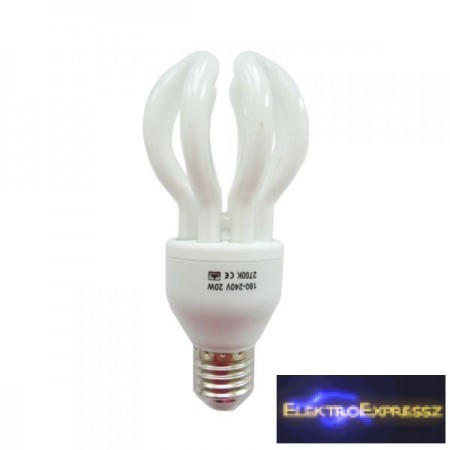 Energiatakarékos kompakt fénycső