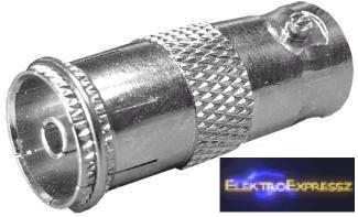 EMF-6812 Adapter BNC aljzat - Antenna aljzat